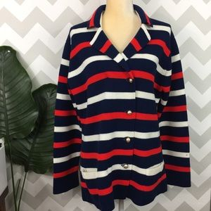 Vintage 70's chunky knit sweater size large